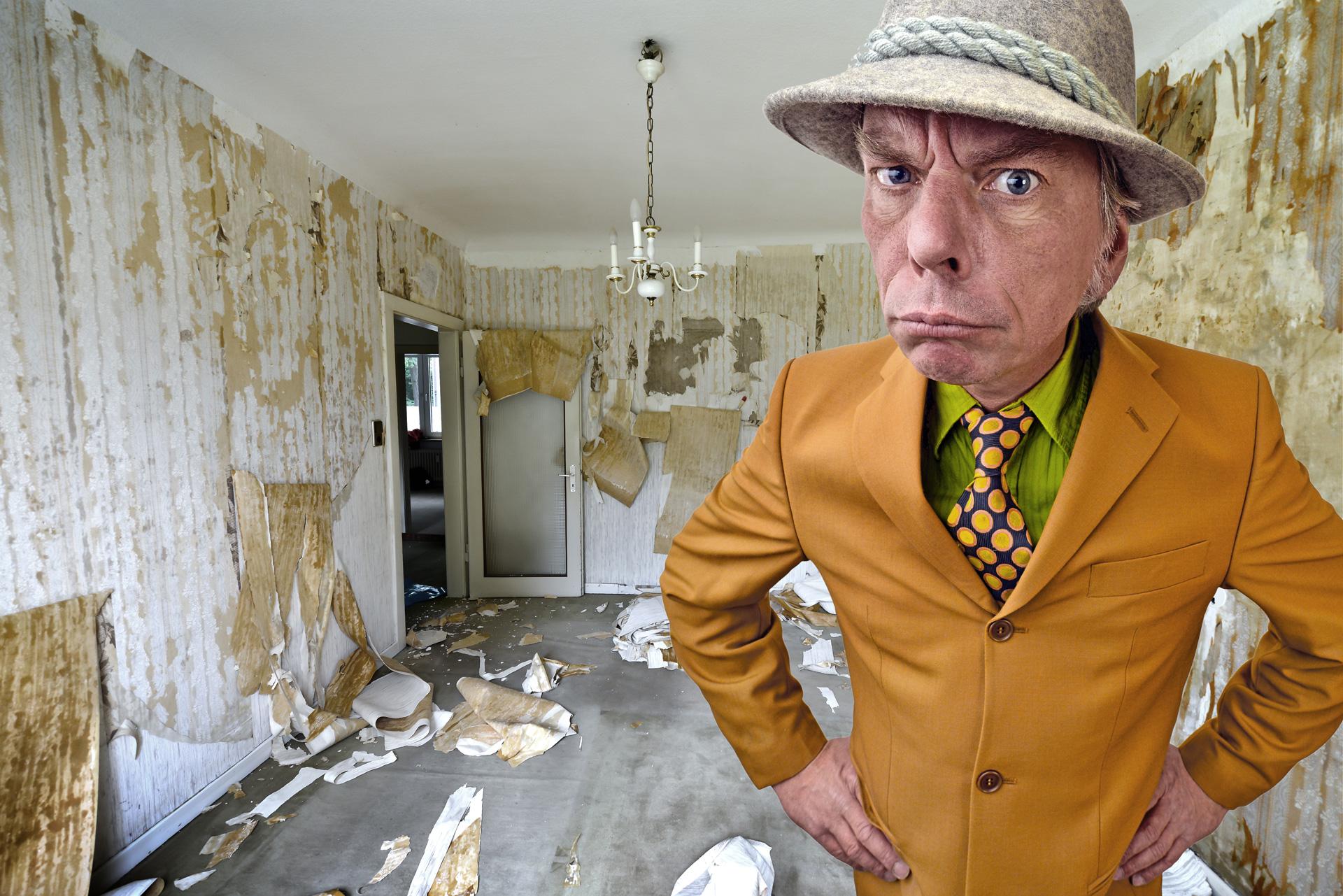 Unhappy Landlord